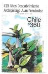 sello : America : Chile : archipiélago Juan Fdez