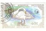 Sellos del Mundo : Asia : Mongolia : cygnus bewickii RESERVADO