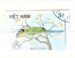 Stamps : Asia : Vietnam :  psarisomus dalhouseae RESERVADO