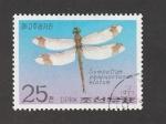 Stamps : Asia : North_Korea :  Libelula