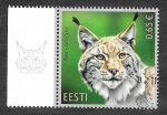 Stamps : Europe : Estonia :  851 - Fauna de Estonia