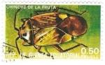 Sellos del Mundo : Africa : Guinea_Ecuatorial : insecto