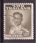 Sellos del Mundo : Asia : Tailandia : Rey Bhumibol Adulyadej