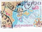 sello : Europa : España : España Insular- Islas Baleares (40)