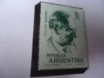 Sellos de America - Argentina -  Felipe Boero (1884-1958) Serie:Musicos Argentinos.