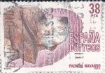Stamps : Europe : Spain :  pachón navarro  (40)