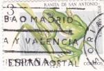 Stamps : Europe : Spain :  ranita de San Antonio  (40)