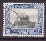 Sellos de Asia - Jordania -  Mezquita de Oman