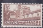 sello : Europa : España : Monasterio de Guadalupe (40)