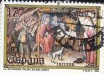 Sellos de Europa - España -  Navidad-84  (40)