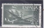 Sellos de Europa - España -  SUPER CONSTELACIÓN Y NAO (40)