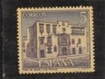 Sellos del Mundo : Europa : España :  Casa de Colon-Las Palmas  (40)