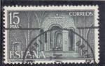 Stamps : Europe : Spain :  MONASTERIO DE LEYRE   (40)
