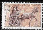 Sellos del Mundo : Europa : Francia :  Francia-cambio