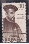 Sellos del Mundo : Europa : España : Antonio de Mendoza(41)