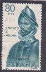 Sellos del Mundo : Europa : España : Francisco de Orellana(41)