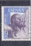 Sellos del Mundo : Europa : España :  cristo de la expiración-Sevilla(41)