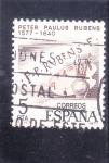 Sellos del Mundo : Europa : España : Peter Paulus Rubens(41)