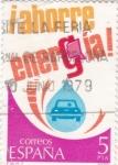 Stamps : Europe : Spain :  Ahorre energía (41)