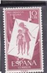 Sellos del Mundo : Europa : España : Pro-infancia hungara (41)