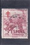 Sellos de Europa - España -  Pro Tuberculosos  (41)