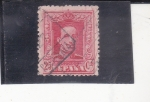 Stamps : Europe : Spain :  Alfonso XIII (41)