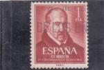 Stamps : Europe : Spain :  IV Centenario de Gongora  (41)