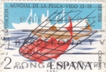Stamps : Europe : Spain :  Exposición Mundial de la Pesca-Vigo (41)