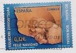 Stamps Spain -  Feliz Navidad