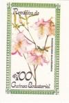 Sellos del Mundo : Africa : Guinea_Ecuatorial : Flores