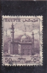 Sellos del Mundo : Africa : Egipto : sinagoga