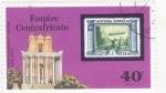 Sellos del Mundo : Africa : Rep_Centroafricana :  templo D'Antonin y Faustine-Roma