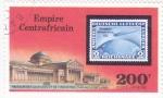 Sellos del Mundo : Africa : Rep_Centroafricana :  Museo Ciencias y de la Industria-Chicago