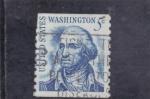 de America - Estados Unidos -  G. Washington