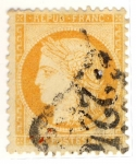 Stamps Europe - France -  Cérès (Repub Franc)