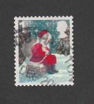 de Europa - Reino Unido -  Papa Noel
