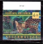 de America - ONU -  N.U. Viena- Protección de la selva