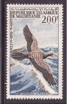 de Africa - Mauritania -  serie- Aves