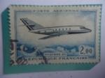 de Europa - Francia -  Dassaul: Mystere 20 - 1965