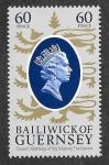 de Europa - Reino Unido -  330 - 60º Cumpleaños de la Reina Isabel II