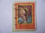 de Asia - Pakistán -  Centenario del Nacimiento de la Dra. María Montessori (1870-1970) ó María Tecla Artemisia)- Médica