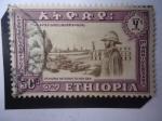 de Africa - Etiopía -  Puerto de Eritrea- Abiy Ahmed Ali - Serie:Etiopia busca su salida al mar.