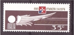 Sellos de Europa - Malta -  Fundación aerolíneas Air Malta