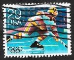 de America - Estados Unidos -  2000 - Olimpiadas de invierno 1992 en Albertville
