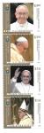 de Africa - Argentina -  visita del Papa