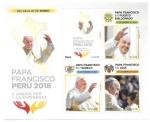 de America - Perú -  visita del Papa