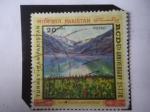 de Asia - Pakistán -  Sexto Aniversario de la R:C:D -Turquía-Irán-Pakistán(21.17.1970) (Reciclados de Construcción y Demol