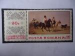 de Europa - Rumania -  Posta Romana de 1,10 Lei