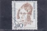 Stamps Germany -  MATHILDE FRANZISKA AMEKE-mujeres célebres