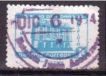 Stamps Panama -  Edificio de Correos